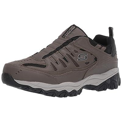 Skechers Men's Afterburn M. Fit Wonted Sneaker | Fashion Sneakers