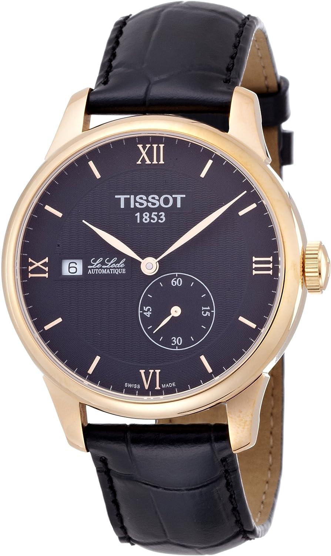 Tissot Mens Lelocle Automatic Watch