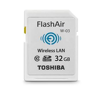 Toshiba PFW032U-1CCW Memoria Flash 32 GB SDHC Clase 10 ...