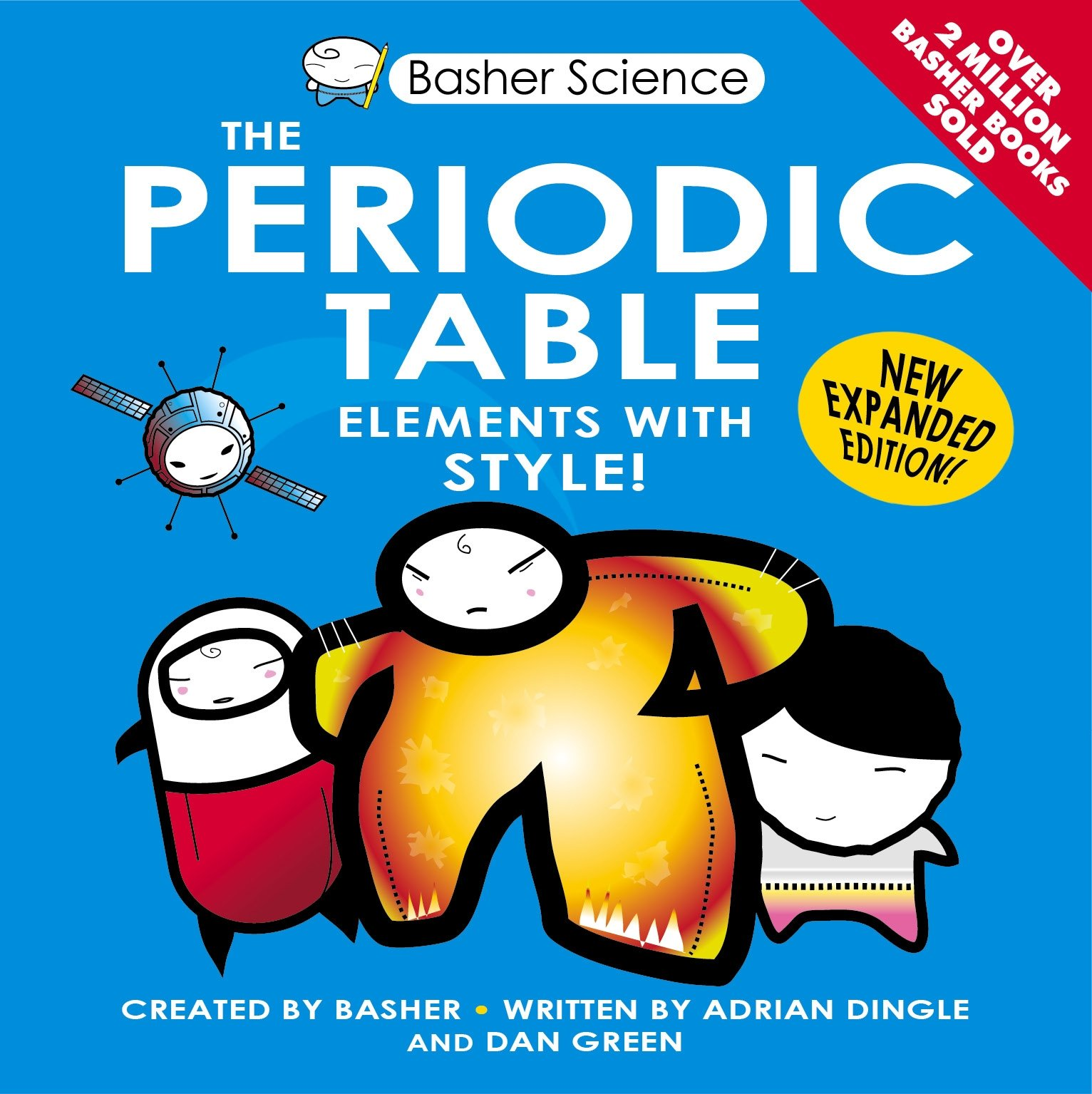 Buy basher science the periodic table book online at low prices buy basher science the periodic table book online at low prices in india basher science the periodic table reviews ratings amazon gamestrikefo Images