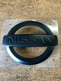 NISSAN OEM 05-16 Frontier Bed Fender-Emblem Badge Nameplate 93495EA80A