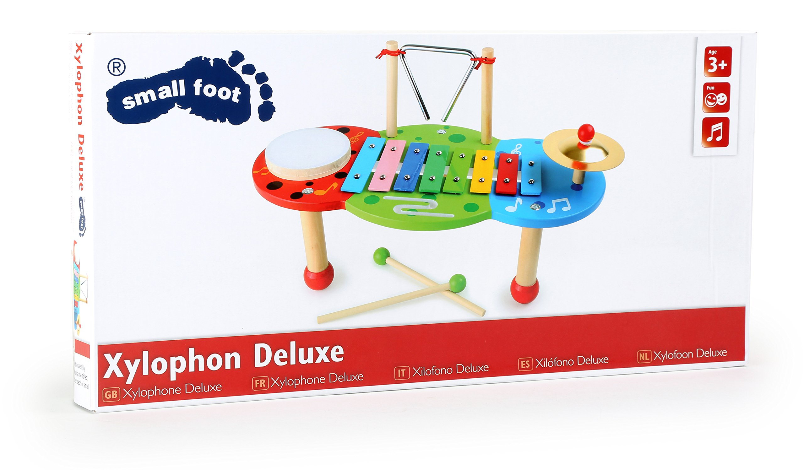 small foot baby Xylophone Deluxe