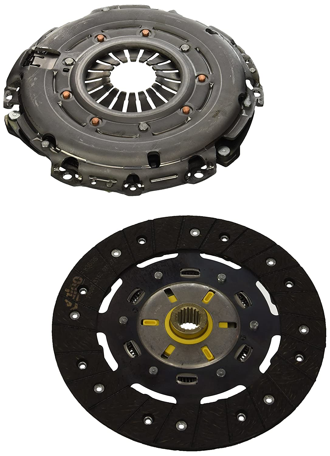 Amazon.com: VALEO Clutch Kit Fits ALFA ROMEO FIAT Doblo LANCIA 1.6-2.0L 2006-: Automotive