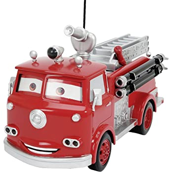 dickies spielzeug 203089549 rc disney cars red fire engine 3