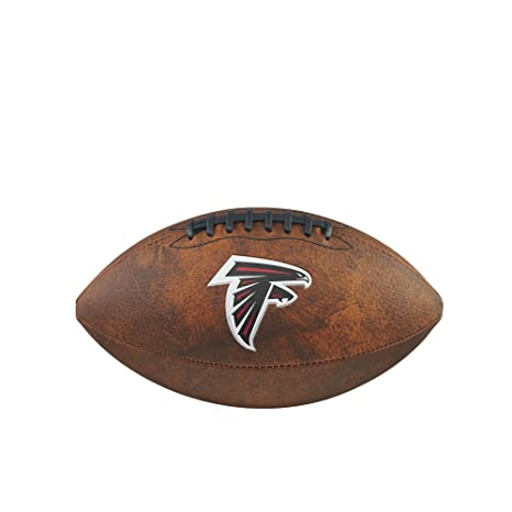 1701639a Game Master NFL Junior Wilson Throwback Football, 11-Inch, Brown