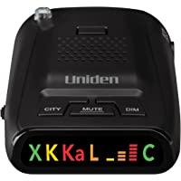 Uniden DFR1 Long Range Radar Laser, Ka Band, Laser, K-Band, X-Band, Spectre IV+, Spectre IV, Spectre I, City, Dim