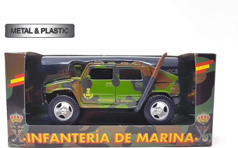 PLAYJOCS Vehículo Infantería de Marina GT-1761: Amazon.es: Juguetes y juegos