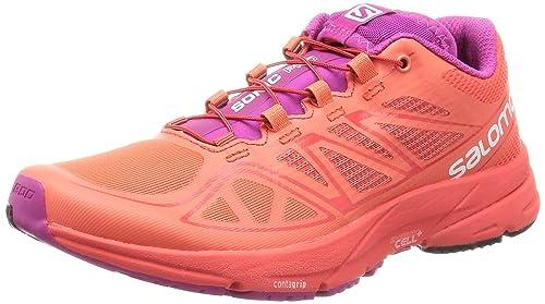 0b582d320086 Salomon Sonic Pro Women s Running Shoes - SS16 Pink  Amazon.co.uk ...