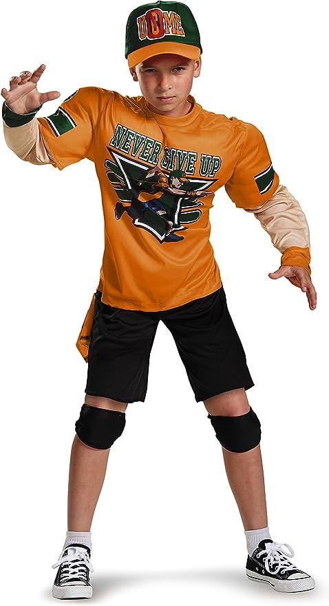 Amazon.com: Disfraz clásico de John Cena de la WWE ...