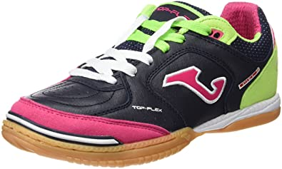 b7b1a2daf Joma Men s Top Flex 603 Marino-Fluor-Fucsia Indoor Futsal Shoes ...