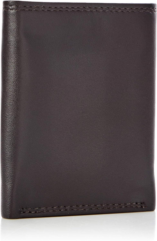 Hikaro Portefeuille minimaliste pour homme avec blocage RFID Marque