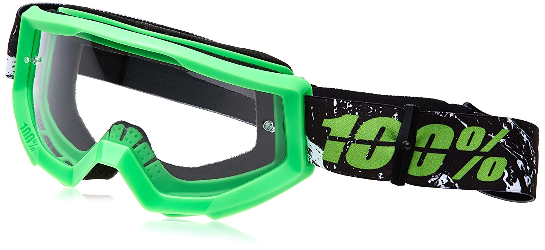 Maschera Cross Strata 100% Verde Lime Sconosciuto 50400-078-02