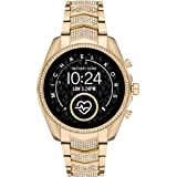 Michael Kors Access Gen 5 Bradshaw Smartwatch, Powered with Wear OS by Google with Speaker, Heart Rate, GPS, NFC, and Smartph