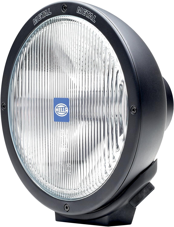HELLA 1N8 007 560-021 Nebelscheinwerfer Luminator-Chromium rund Halogen Anbau//B/ügel links//rechts stehend 12//24 V