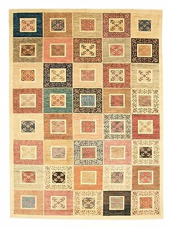 Nain Trading Arijana Puzzle 280x197 Orientteppich Teppich Beige
