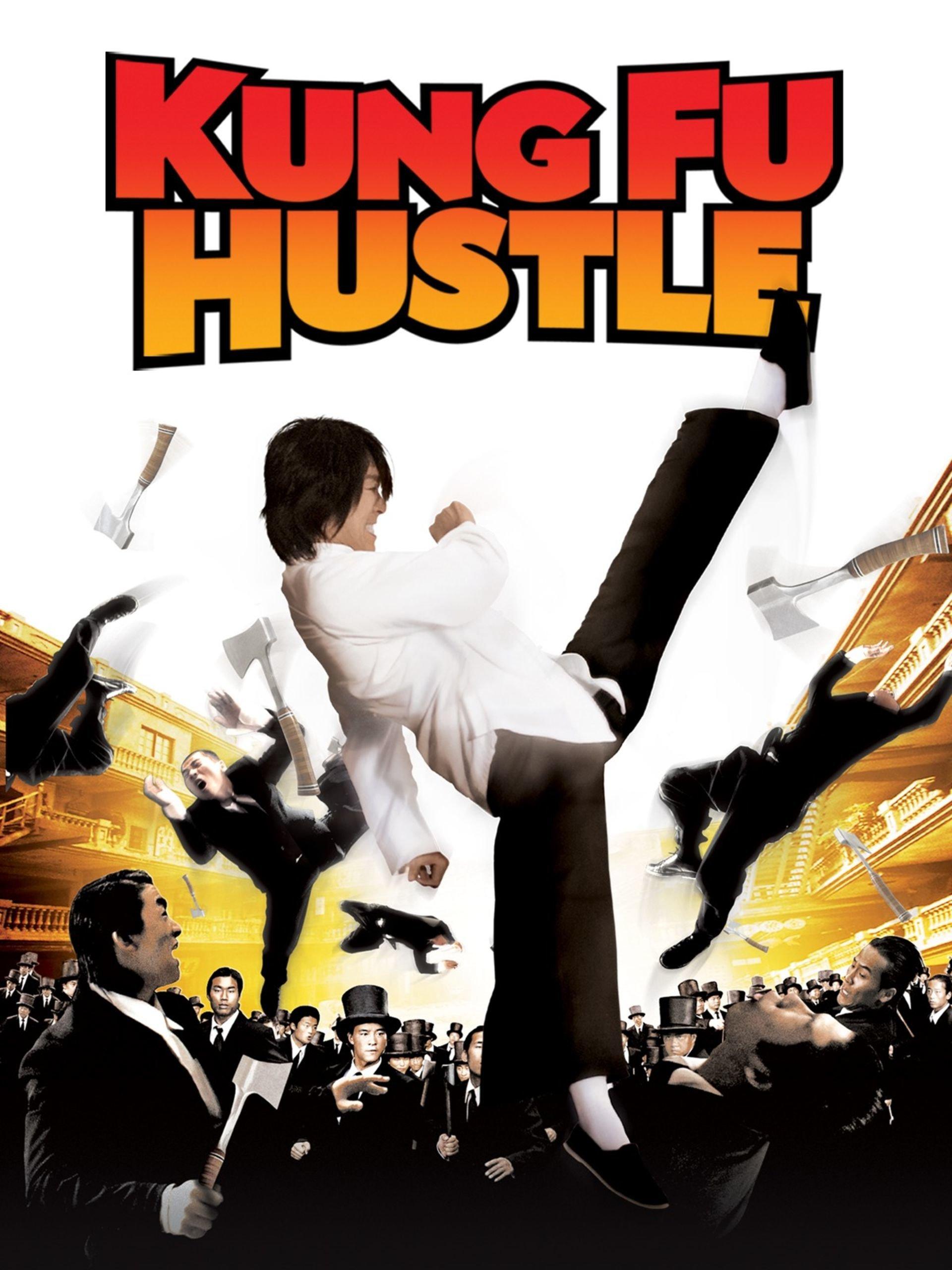 Amazon.com: Kung Fu Hustle: Stephen Chow, Kwok Kuen Chan ...