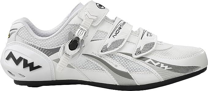 Northwave 80121003-50 - Zapatillas de ciclismo, talla DE: 39 ...