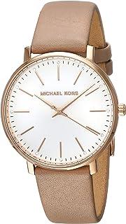 Amazon.com  Michael Kors Women s Stainless Steel Quartz Watch with ... 00c99ce609b