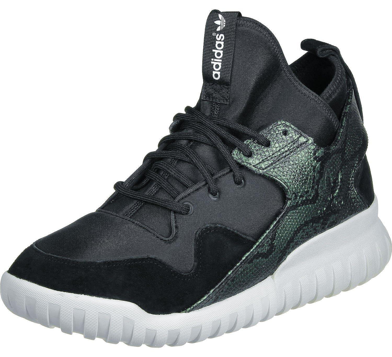 online store 69d61 d022a Adidas - Adidas Tubular X Scarpe Sportive Uomo Nere Verdi S31988 - Black,  10.5 Amazon.co.uk Shoes  Bags