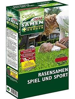 Classic Green Super Sport und Spielrasen nach RSM Rasensamen Grassamen 10 kg