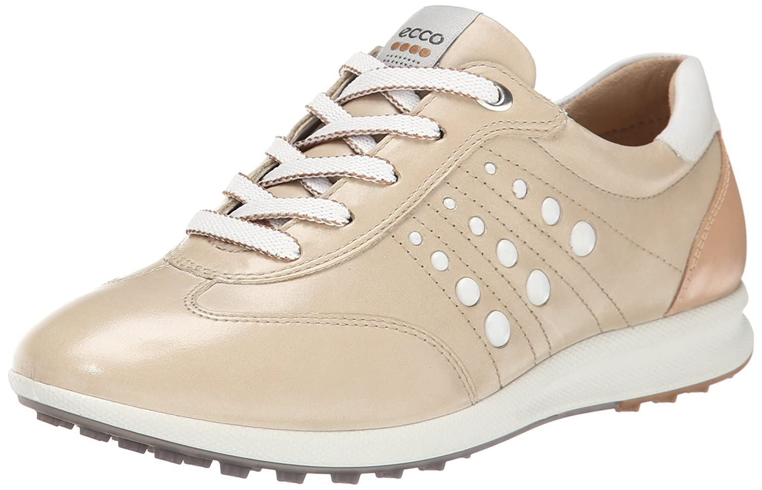 ECCO Women's Street Evo One Luxe-w B00LI21S7I 40 EU/9-9.5 M US Oyster/Lion