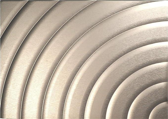 RETEC Cabecero de Cama Polilaminado Modelo Curvas. Medidas: 110 cm (Largo) x 110 cm (Alto) x 3 cm (Fondo): Amazon.es: Hogar