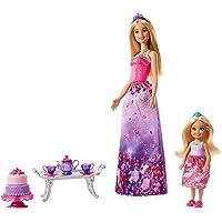 Barbie Mattel FPL88 Dreamtopıa Barbıe Ve Chelsea'Nin Çay Partisi