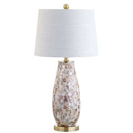 Jonathan Y Jyl4005a Table Lamp 14 X 28 X 14 Natural Brass Gold