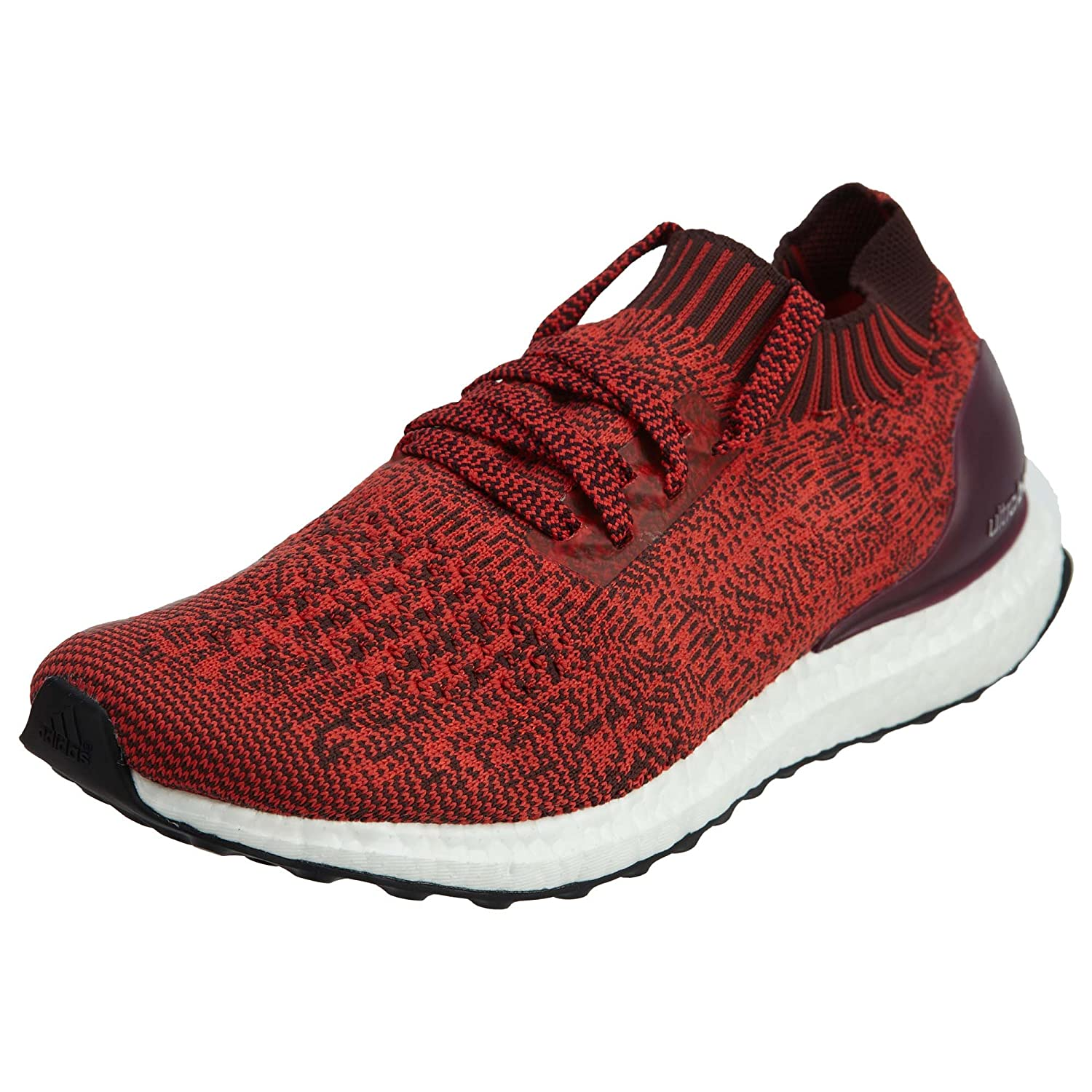 adidas Ultraboost Uncaged - BY2554 B073RR4MKB 8.5 D(M) US|Dark Burgundy/Tactile Red