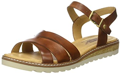 Ouvert Sandales Alcudia Femme Bout v19 Pikolinos W1l xCXwq7f