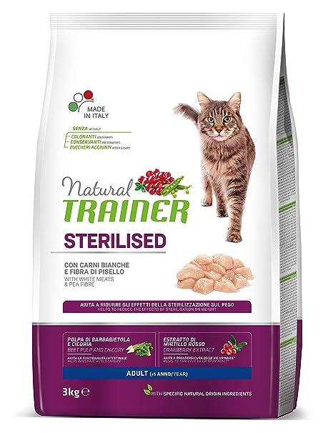 Natural TR. Gato Adult Sterilised Carni Blancas kg. 3