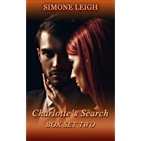 'Charlotte's Search' Box Set Two: A Tale of BDSM Ménage Erotic Romance and Suspense (Charlotte's Search Box Set Book 2) (English Edition)