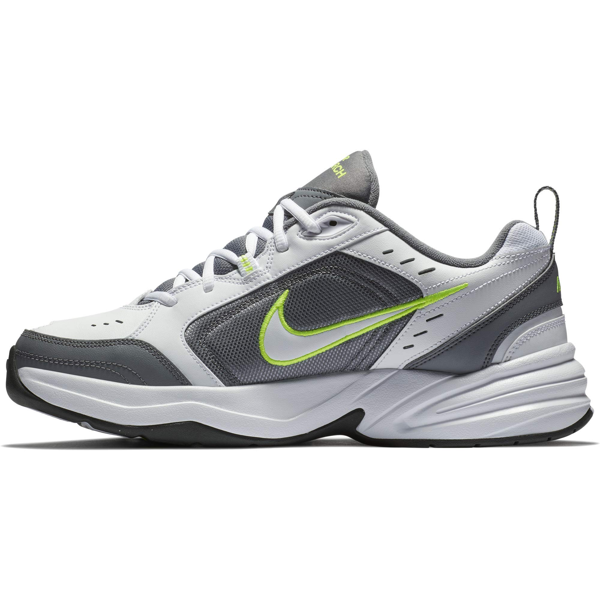 Nike Men's Air Monarch IV Cross Trainer, White-Cool Grey-Anthracite, 6.5 Regular US by Nike (Image #7)