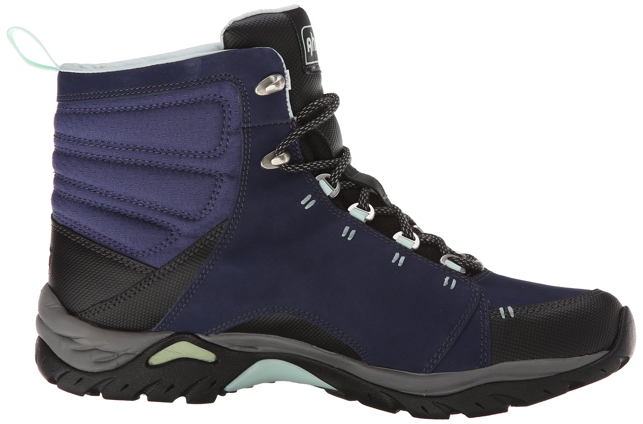 Ahnu Women's Montara Waterproof Boot,Midnight Blue,8 M US by Ahnu (Image #7)