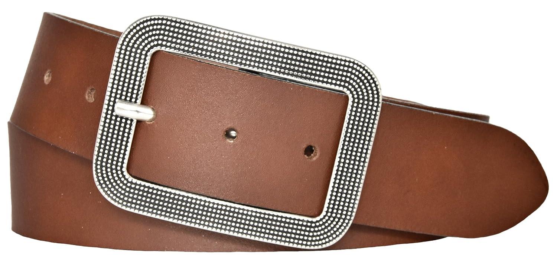 c39c1e26988e Mytem-Gear Damen Leder Gürtel 40 mm Damengürtel Ledergürtel  Amazon.de   Bekleidung