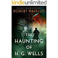 The Haunting of H. G. Wells book cover