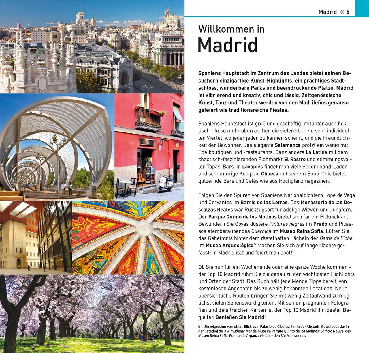 Top 10 Madrid: 9783734205446: Amazon.com: Books