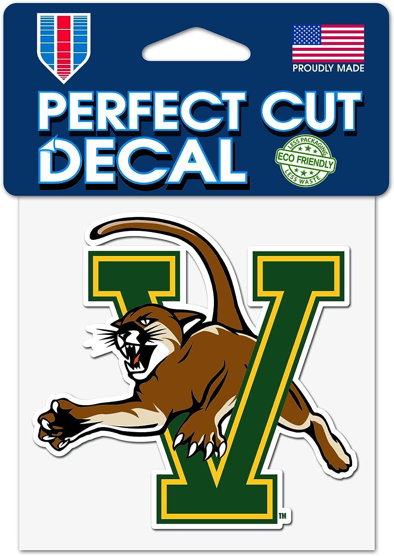 Wincraft Vermont Catamounts 4x4 Die Cut Decal