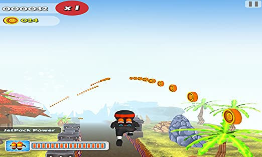 Amazon.com: Ninja running games 3d: Appstore for Android