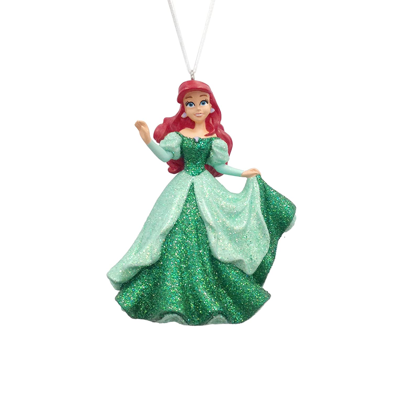 Amazon.com: Hallmark Disney The Little Mermaid Ariel Christmas ...