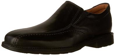 Bostonian Men's Hazlet Step Slip-on Loafer, Black, ...