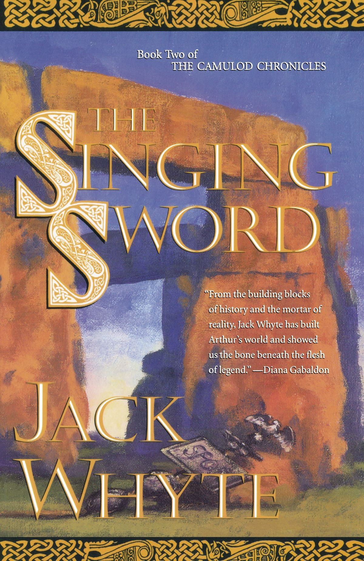 Amazon: The Singing Sword (the Camulod Chronicles, Book 2)  (9780765304582): Jack Whyte: Books