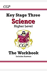KS3 Science Workbook (with answers) (CGP KS3 Science) Kindle Edition
