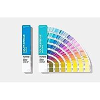 Pantone GP6102A Color Bridge Guide Set gecoat & ongecoat, meerkleurig
