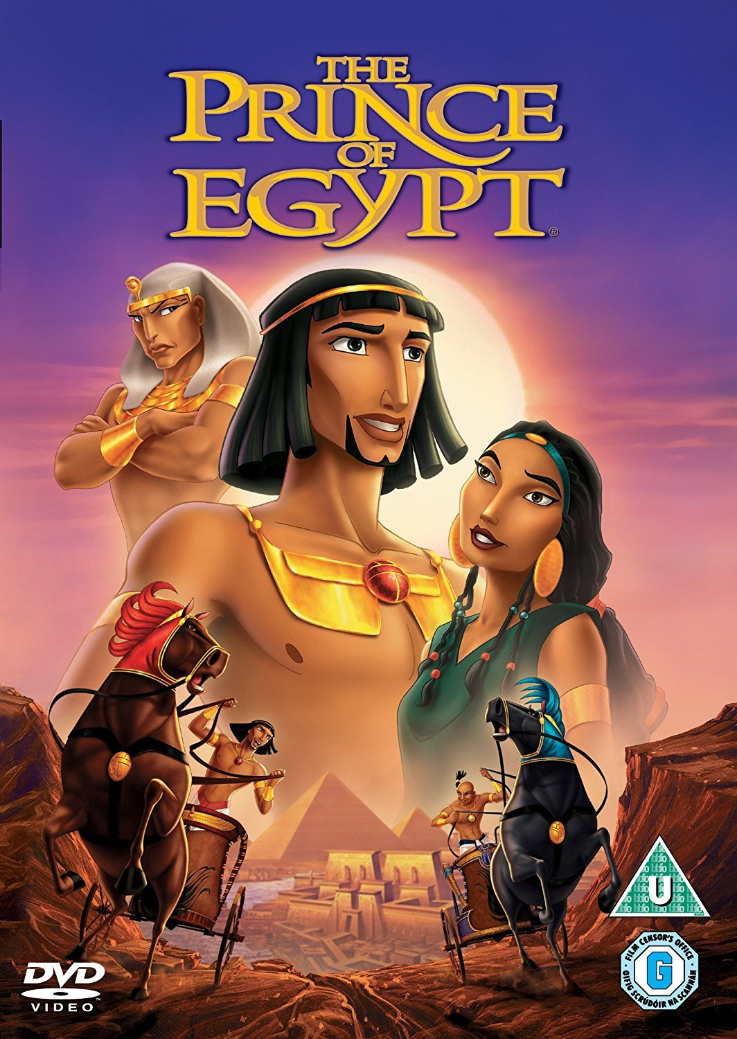 Image result for The Prince of Egypt (1998)
