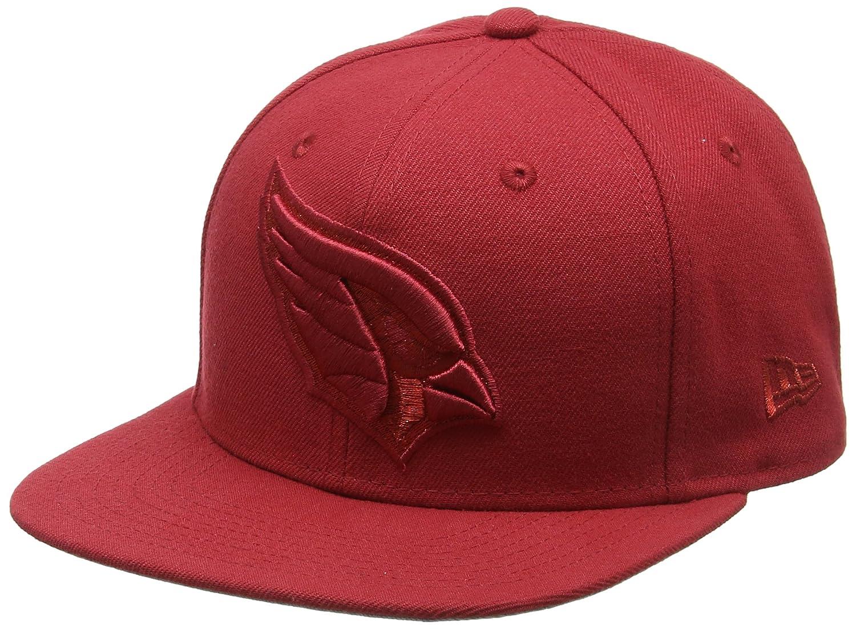 New Era Herren 9FIFTY Snapback Metallic Mark Arizona Cardinals NFL Cap, Dark Red NEXF3|#New Era 80484084