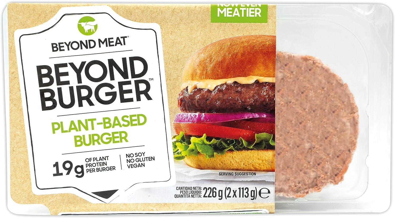 Beyond Meat - Beyond Burger, Pack de 2, 226g (Congelado)