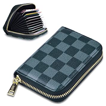Credit Card Holder For Women Men Rbeik Accordion Style Id Business