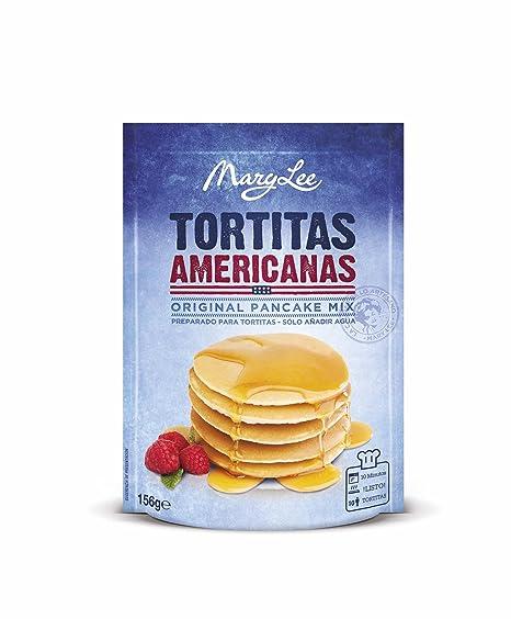 MARY LEE preparado para tortitas americanas estuche 156 gr