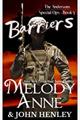 Barriers (Anderson Special Ops Book 3) Kindle Edition